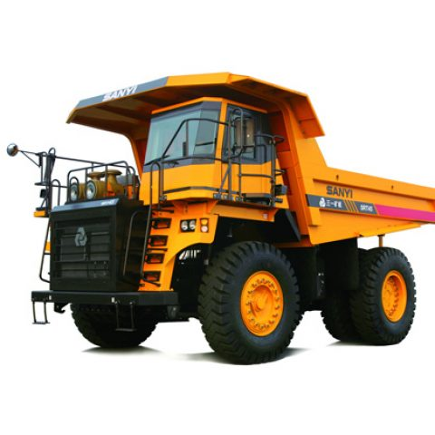 Off High Way Mining Truck